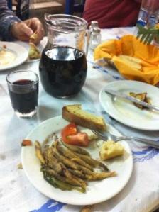 Dinner at Tabepna