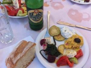 Yum lunch!